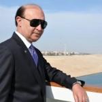 رئيس هيئة قناة السويس