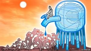 الاحتياطات الاجنبية فى البنوك المركزية
