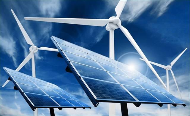 الطاقة الجديدة والمتجددة