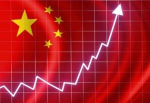 النمو الصينى