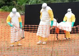 مقاتلو الايبولا