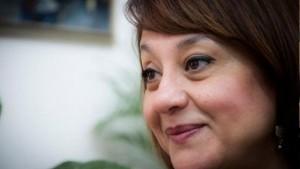 كاميليا صبحى وكيل أول وزارة الثقافة للعلاقات الخارجية