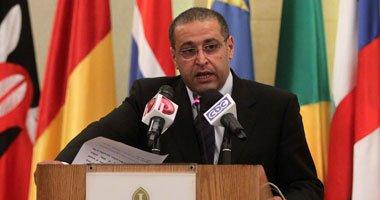 اشرف سالمان ,, وزير الاستثمار