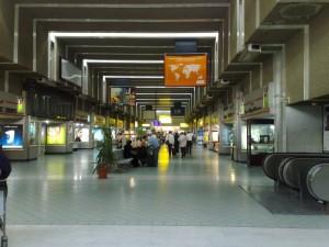 المطارات المصرية