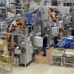 الانتاج الصناعي