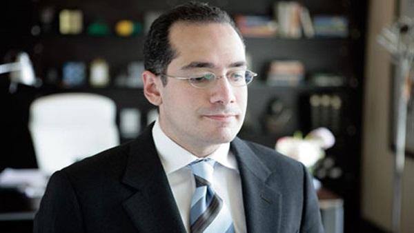 هشام الخازندار العضو المنتدب لشركة القلعة