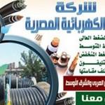 شركه الكابلات الكهربائية المصرية