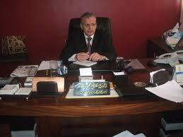 مصطفى مجاهد رئيس الشركة القابضة لمياه الشرب