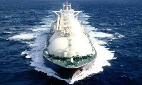 صادرات الغاز الطبيعى