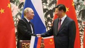 مذكرة تفاهم لتوريد الغاز الروسى الى الصين