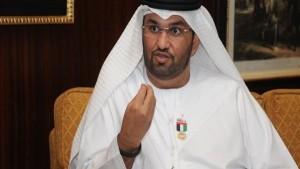 وزير الدولة الإماراتي ورئيس مكتب تنسيق المشروعات الإماراتية في مصر