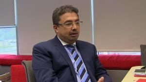 الرئيس التنفيذى لشركة فودافون مصر