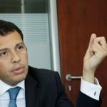 طارق عبد الرحمن الرئيس التنفيذي لشركة بالم هيلز للتعمير