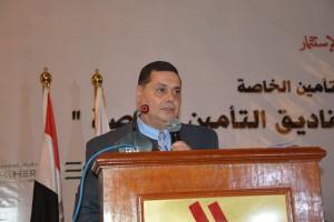 العضو المنتدب لشركة القاهرة لإدارة الاستثمارات المالية