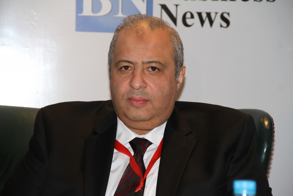 علاء السبع رئيس مجلس ادارة شركة السبع اتوموتيف