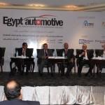 الجلسة الاولى من مؤتمر ايجيبت اوتوموتيف ..القمة السنوية لصناعة السيارات (2)
