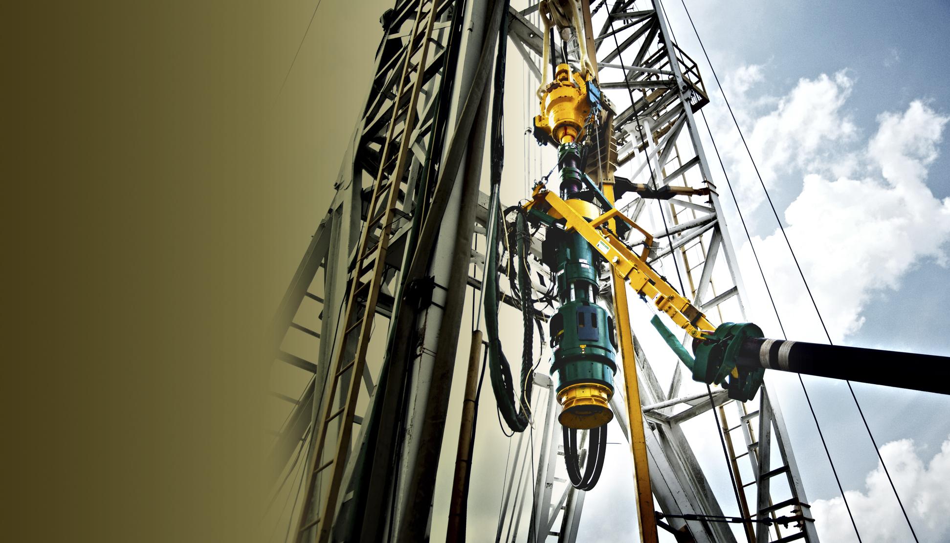 Deep Tech للخدمات النفطية