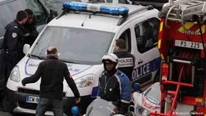 حادث باريس