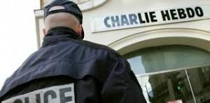 مقر صحيفة شارلي إيبدو