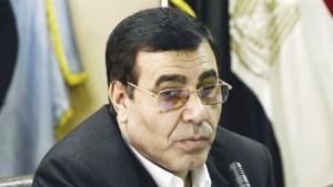 عبد الفتاح إبرهيم رئيس نقابة العاملين بالغزل والنسيج