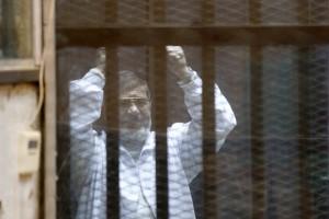 محمد مرسى - أرشيفية