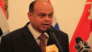علاء أبو زيد، محافظ مطروح