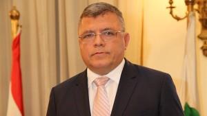خالد نجم وزير الاتصالات السابق