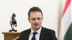 وزير الخارجية والتجارة المجري
