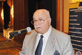 رئيس مجلس إدارة مجموعة كادمار للملاحة