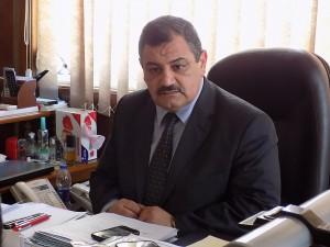 اللواء أشرف عبدالعزيز رئيس الشركة القابضة لاستصلاح الأراضى