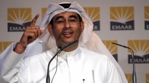رئيس مجلس إدارة شركة اعمار للعقارات الإماراتية