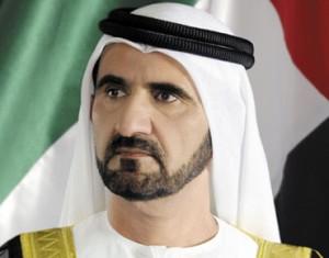 نائب رئيس دولة الإمارت رئيس مجلس الوزراء وحاكم دبى
