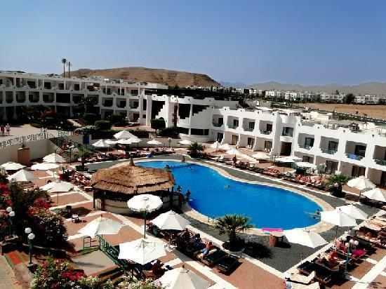 اشغالات فنادق شرم الشيخ