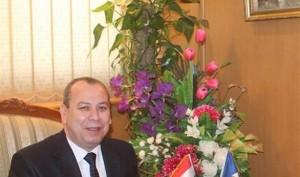 محافظ دمياط الدكتور إسماعيل عبد الحميد