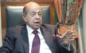رئيس المجلس التصديري للحاصلات الزراعية