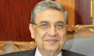 وزير الكهرباء