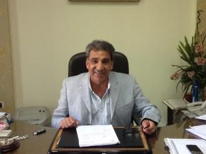 عبدالفتاح عاصى رئيس قطاع المراقبة على الفنادق بوزارة السياحة