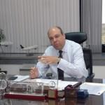 سامح الحفنى رئيس الشركة القابضة لمصر للطيران