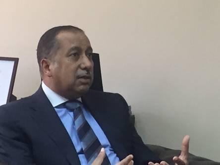 """حسن حسين رئيس مجلس ادارة شركة التعمير للتمويل العقارى """"الأولى"""""""