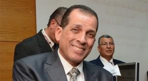 اللواء أحمد جنينة رئيس شركة ميناء القاهرة الجوى