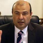 خالد حنفي وزير التموين والتجارة الداخلية
