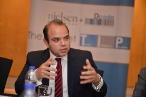 محمد فريد صالح رئيس مجلس إدارة شركة ديكود للاستشارات