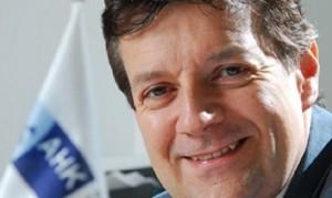 راينر هيريت المدير التنفيذى للغرفة الألمانية العربية للصناعة والتجارة