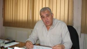 المهندس صلاح حسن المدير التنفيذي لمشروع الإسكان الاجتماعي