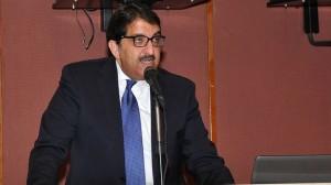 إبراهيم سرحان رئيس مجلس إدارة شركة إى فاينانس