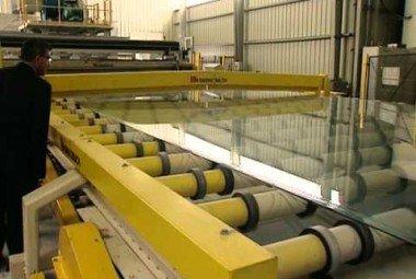 الشرق الأوسط لصناعة الزجاج