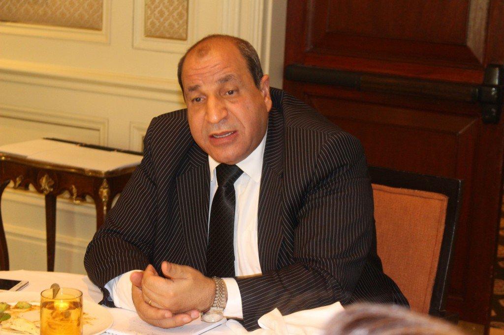 حمدى الدبيكي رئيس مجلس إدارة دى بى كى فارما