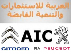 العربية للاستثمارات - بيجو - القاهرة للسيارات