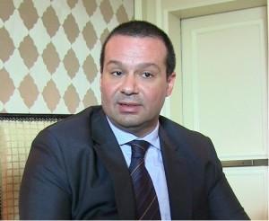 أحمد الخولي الرئيس التنفيذي لشركة هيرميس للتأجير التمويلي