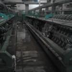 غرق المصانع من مياه السيول